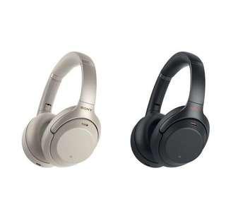 [限時促銷]全新正品 全球保固 SONY WH-1000XM3 抗噪耳機