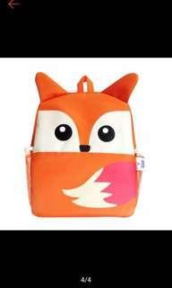 Tas anak sekolah backpack anak fox