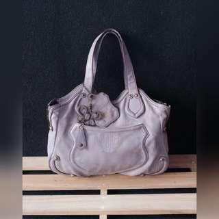 AUTH ANNA SUI SHOULDER BAG