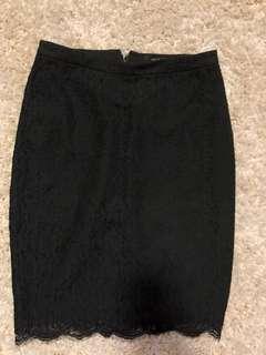 Jacob High waisted skirt