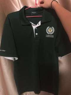🚚 Temasek JC uniform (Lower IP Polo Tee)