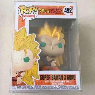 Super Saiyan 3 Goku POP