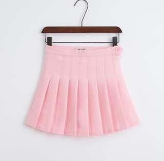 🚚 Pink Tennis Skirt