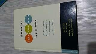 Book: Integrative Body · Mind · Spirit Social Work