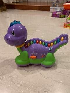 🚚 Leapfrog Dino