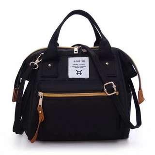 Anello 3 way sling bag