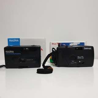*BNIB* Halina Panorama 35mm compact film camera