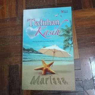 Novel teduhan kasih