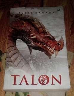 Novel Talon By Julie Kagawa