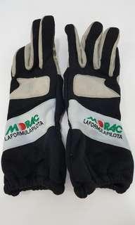 Glove (Morac karting gloves)