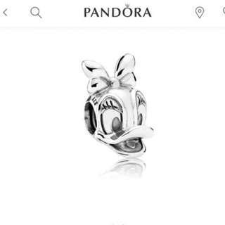 【全新 絕版】潘朵拉 Pandora 迪士尼 唐老鴨 黛西 首飾 串珠 已絕版