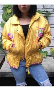 Yellow Jacket / Jaket Kuning / Coat
