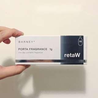 retaW porta fragrance 香水
