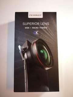 自拍 4K 神器 😎 Pickogen Superior Lens