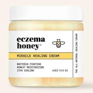 🚚 Eczema Honey Miracle Cream