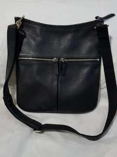 Longchamp Black Slingbag