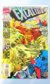 🚚 Excalibur #75 Cover B Holografx Foil Cover