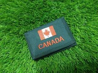 🚚 加拿大 短夾 錢包