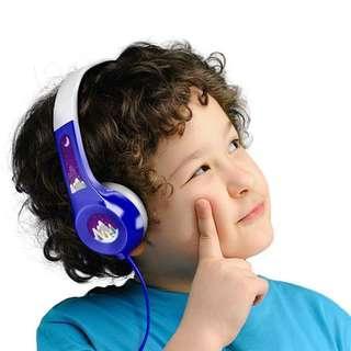 Kids-friendly Earphones !! Protect Your Kid's Ears !!