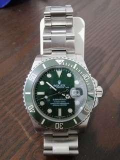 🚚 Green sub