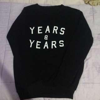 Sweater Years & Years
