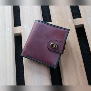 AUTH BALLY DOUBLE SIDED WALLET