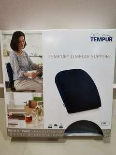 Tempur Lumbar Support (Genuine & Brand New)