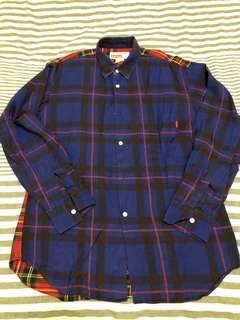 CdG shirt X Supreme 恤衫