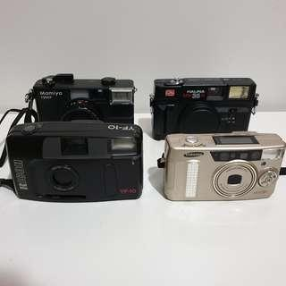*SALE* 35mm Film Point & Shoot camera
