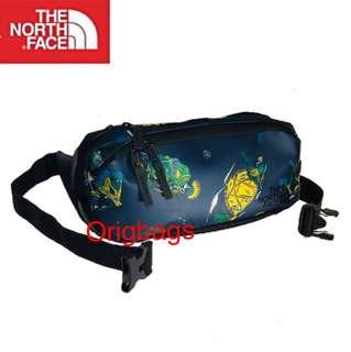 THE NORTH FACE MANTIS WAIST BAG | WAIST POUCH  Color : ( MT ) MODERN TOILE NAVY PRINT