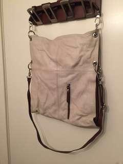 Italian Leather Laptop Bag