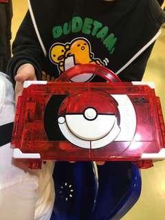 徵此款Pokemon膠盒兩個