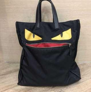 🚚 Fendi monster tote bag