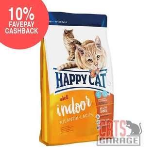 🚚 Happy Cat® Indoor - Atlantik-Lachs (Atlantic Salmon) - 2 Sizes