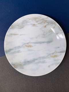🚚 超美❤️大理石紋盤
