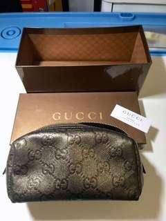 Gucci 化妝袋