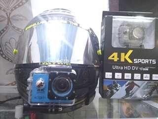 Camera sport GoPro/kogan 4k 16mp ultra HD