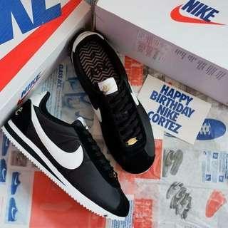 Nike Cortez xlv Colour : black nylon