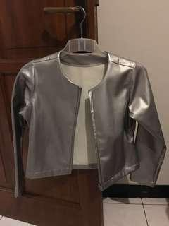 Semi Leather Jacket / Jaket Semi Kulit