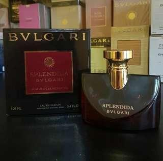 Parfum bvlgari splendida