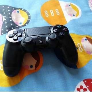 PS4 黑色第二代原裝無線手制
