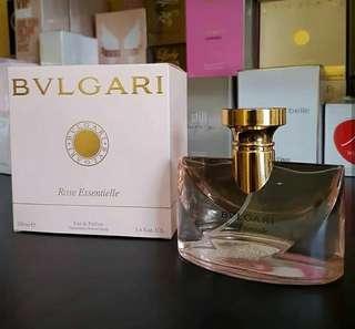 Parfum bvlgari rose essential