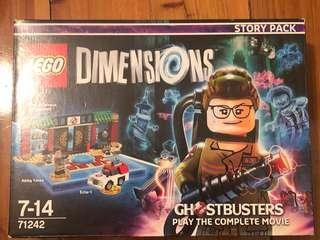 LEGO Dimensions Ghostbusters set - NEW