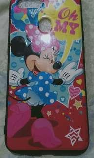 Casing minnie oppo f9