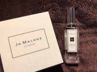 Brand new Jo Malone London Peony & Blush Suede Cologne 牡丹與嫣紅麂皮 香水 30ml