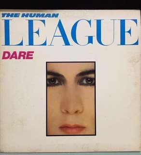 The Human League - Dare LP 1981 (Pressed USA)