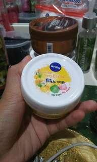 Nivea cream mix me