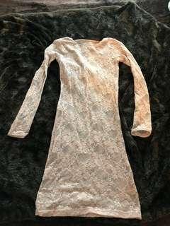 Lacy Slip Dress