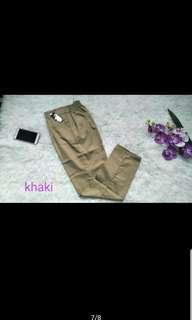 Baggy Pants Khaki