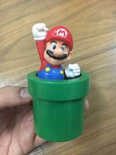 Super Mario: Mario with Pipe